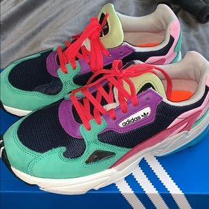 Adidas Falcon Colorful Sneakers